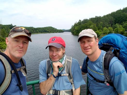 My Hiking Partners - Rick's Hike for ALS